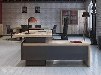 Стильная мебель ДСД — это уют, краса для офисного помещения